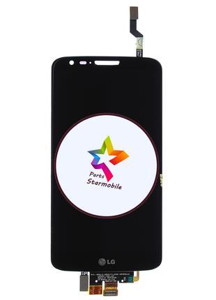 Дисплей для LG D802 G2 (Черный) , ORIG
