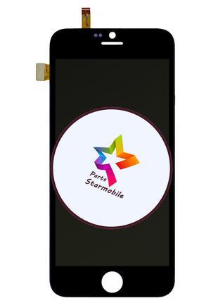 Дисплей Blackview A6 Ultra + сенсор черный (оригинальные компл...