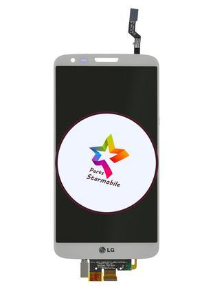 Дисплей для LG D802 G2 (Белый) , ORIG
