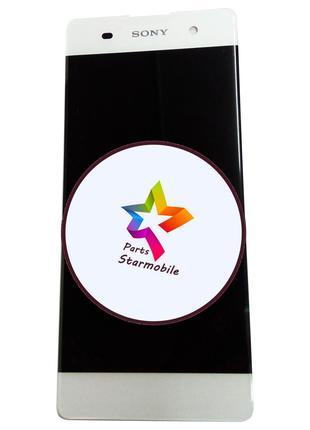 Дисплей Sony F3115 Xperia XA + сенсор белый