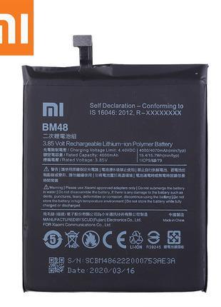 Аккумулятор BM48 (АКБ, батарея) Xiaomi Mi Note 2 (Li-ion 3.85V...