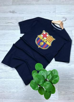Крута чоловіча футболка nike barcelona