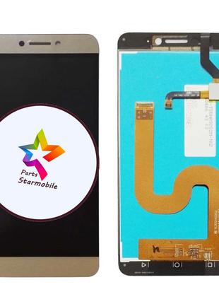 Дисплей LeEco Cool 1 + сенсор золотой (оригинальные комплектую...