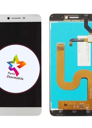 Дисплей LeEco Cool 1 + сенсор белый (оригинальные комплектующие)