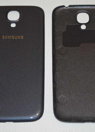 Задняя черная крышка для Samsung Galaxy S4 i9500 i9502 i9505 i...