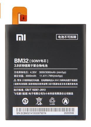 Аккумулятор BM32 (АКБ, батарея) Xiaomi Mi4 (Li-ion 3.8V 3000mAh)