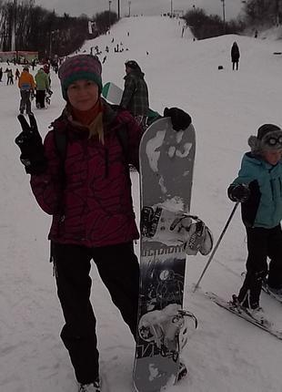 Инструктор на сноуборд Киев, обучение катанию на сноуборде в К...