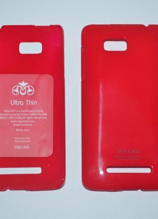 SGP чехол-накладка для HTC T528W One SU