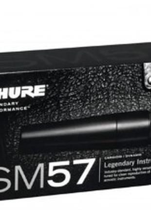 Вокальный микрофон SHURE SM57