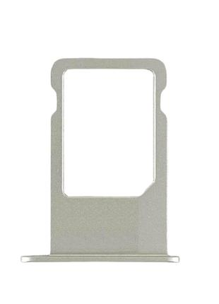 Держатель (лоток) внешний слот SIM карты лоток iPhone 6 Plus с...