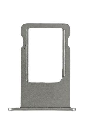 Держатель (лоток) внешний слот SIM карты лоток iPhone 6 Plus т...