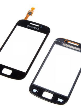 Тачскрин / сенсор (сенсорное стекло) для Samsung Galaxy Mini 2...