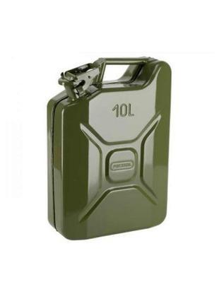 Канистра металлическая Сталь 10 л SKL11-236790