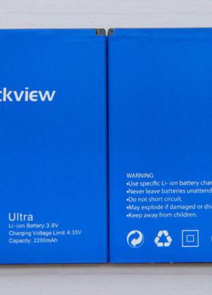 Оригинальный аккумулятор (АКБ, батарея) для Blackview Ultra A6...