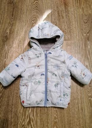 Курточка m&s