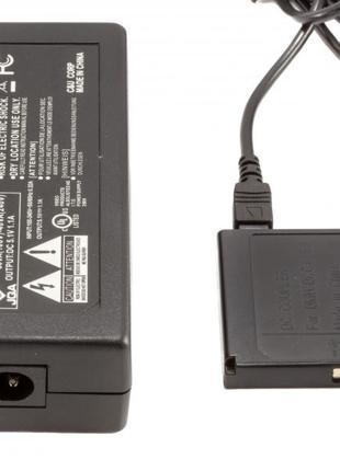 Сетевой адаптер питания (блок питания) PANASONIC DMW-AC5+DMW-DCC4