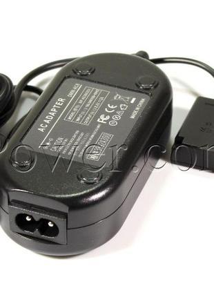 Сетевой адаптер PANASONIC DMW-AC8+DMW-DCC15 для Lumix DMC-GM1,...