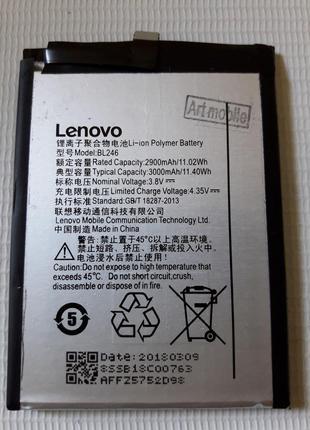 Оригинальный аккумулятор BL246 для Lenovo Vibe Shot Z90   Vibe...