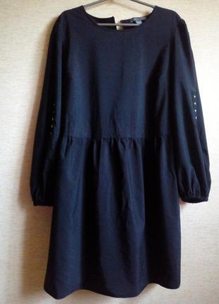 Платье хлопковое на 54-56 размер