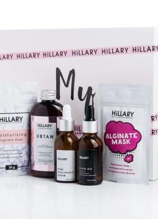 Набор Hillary Sos для лица увлажнение и восстановление SKL13-1...