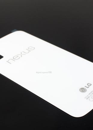 Задняя белая крышка для LG Google Nexus 4 E960
