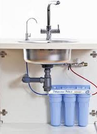 Установка и ремонт фильтров воды