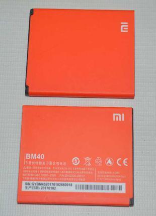 Оригинальный аккумулятор ( АКБ / батарея ) BM40 для Xiaomi Mi2...