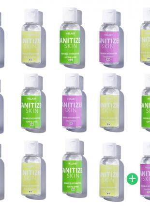 Антисептик Санитайзер HiLLARY Skin Sanitizer сертифицированный...