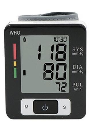 Тонометр BLPM 29, Автоматический тонометр для измерения давлен...