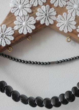 Бусы ожерелье колье украшение на шею