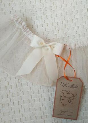 Подвязка для невести свадебная весільна підв'язка нареченої ай...