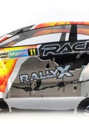 Ралли Himoto RallyX E10XRL, масштаб 1к10 серый SKL17-139736