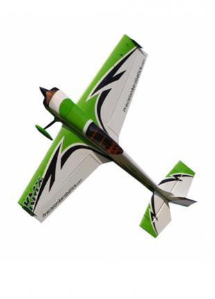 Самолёт Precision Aerobatics Katana MX Kit на радиоуправлении ...
