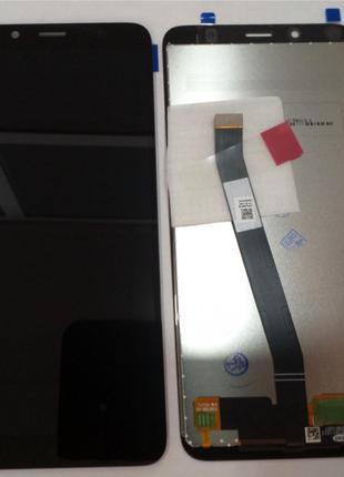 Дисплей (модуль) + тачскрин (сенсор) для Xiaomi Redmi 7A (черн...