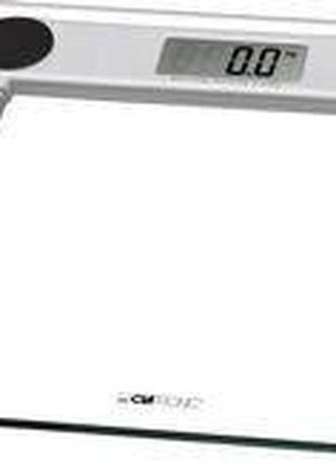 Весы напольные Clatronic PW 3368 стекляные