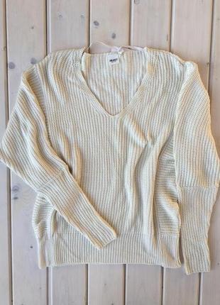 Теплый свитер от vila