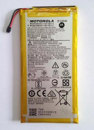 Оригинальный аккумулятор ( АКБ / батарея ) HX40 для Motorola M...