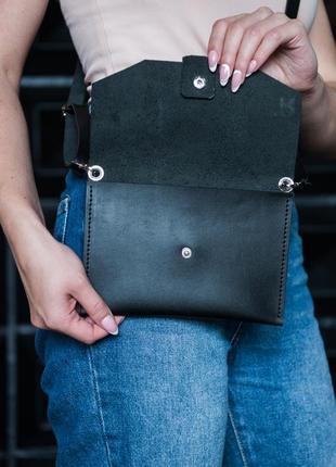 Міні сумочка-клатч, hand made, сумка через плечо