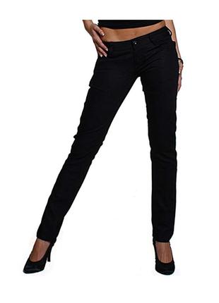 Черные женские джинсы от m.o.d
