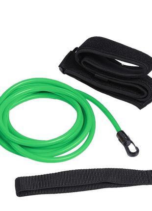 Тренажер / веревка / регулируемый эластичный ремень для плаван...