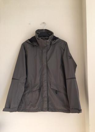 Трекинговая куртка, ветровка, штормовка salewa, gore tex, цвет...