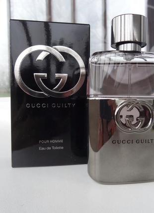 Gucci guilty eau❣️pour homme❣️туалетная вода,100 мл