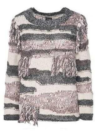 Забавный теплый свитер от vila