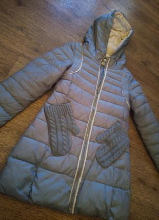 Пуховик куртка пальто зима