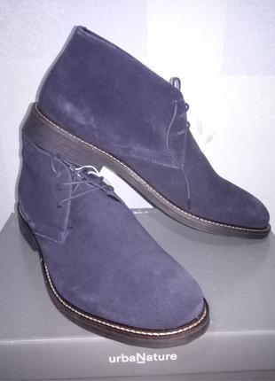 Новые ботинки (дезерты) Lumberjack 45р