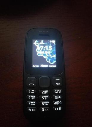 Продам мобильный телефон Nokia б/у