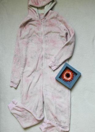 Пижама, кигуруми, домашний костюм, 10-11 лет