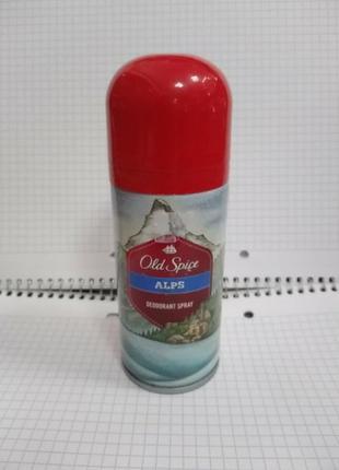 Дезодорант мужской спрэй тм old spice - альпс 125мл балончик 1...