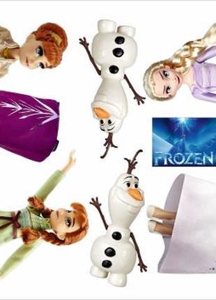 Виниловые интерьерные наклейки на стену Холодное сердце 2, Frozen