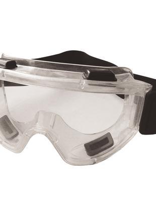 Очки защитные закрытые Jet (прозрачные)